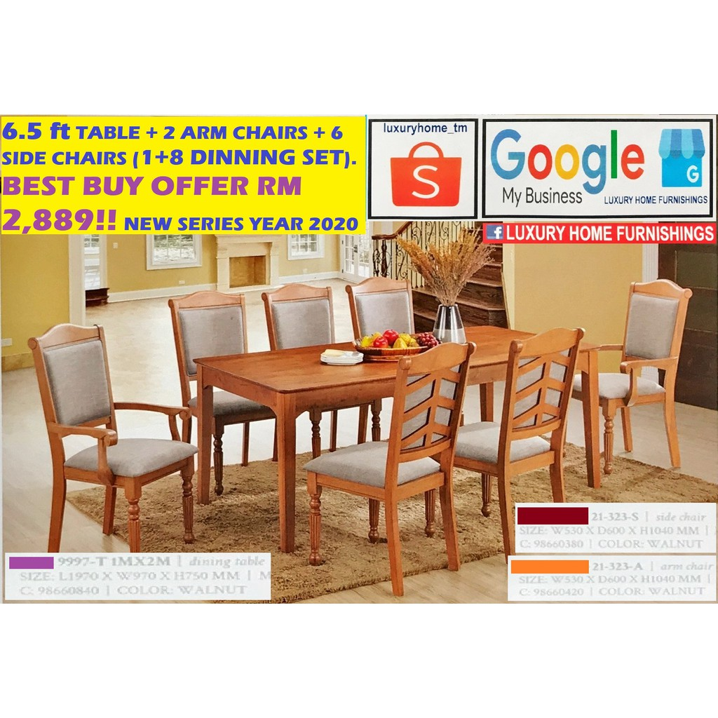 DINNING SET COLLECTIONS A
