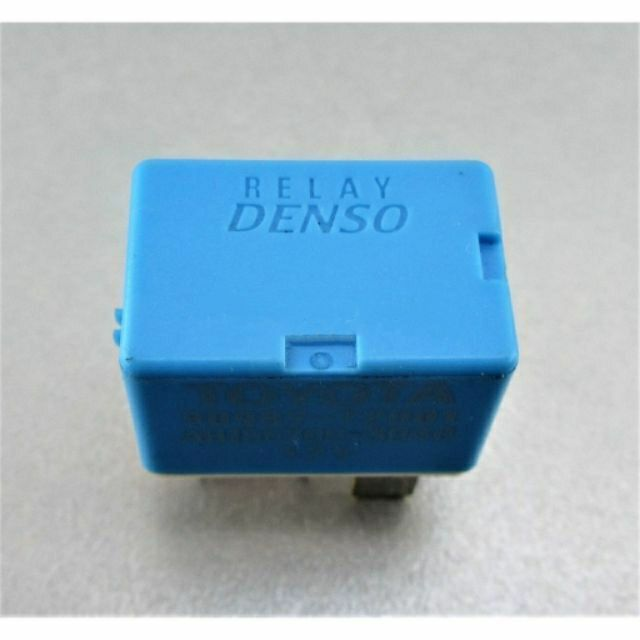 DENSO 4PIN HEAD LAMP RELAY/POWER RELAY (MADE IN JAPAN)