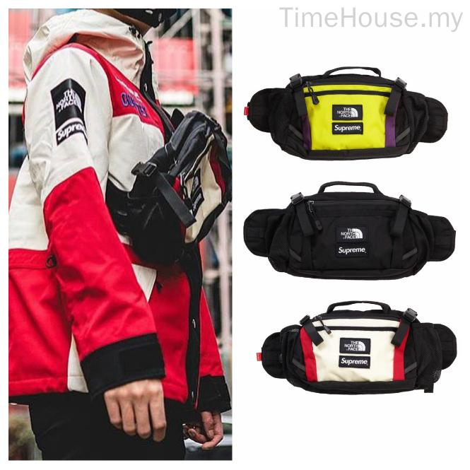 20ca920d7 The North Face Fashion Waist Bag Chest Bag Supreme Outdoor Sling ...