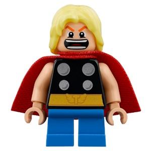 LEGO Marvel Super Heroes : Thor (Short Legs) Minifigure