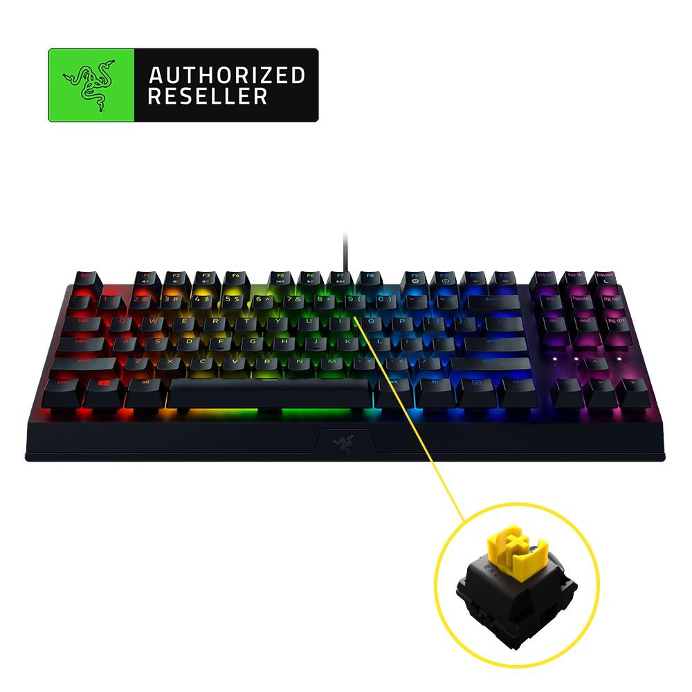 Razer Blackwidow V3 Tenkeyless Gaming Keyboard