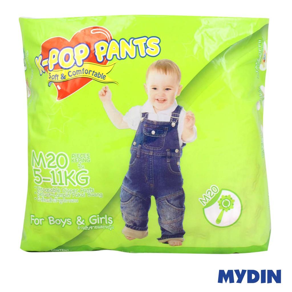 K-Pop Baby Diapers Pants M20