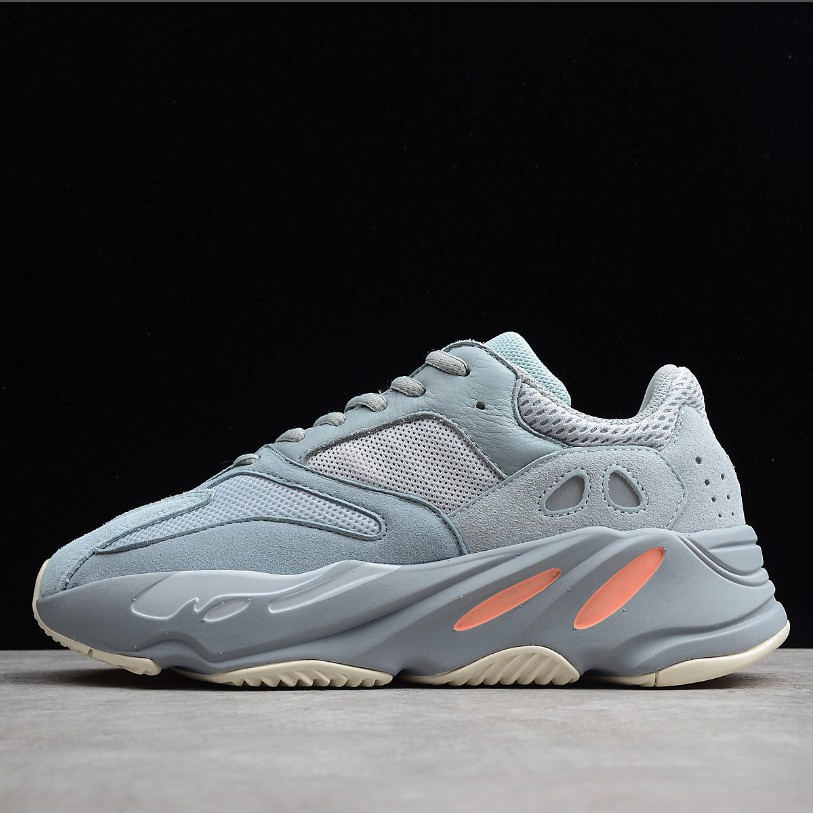 new concept 3f57a 93625 Ready stock 6 Colors 100% original Adidas Yeezy 700 Runner Boost man and  women sport shoes running shoes low tops