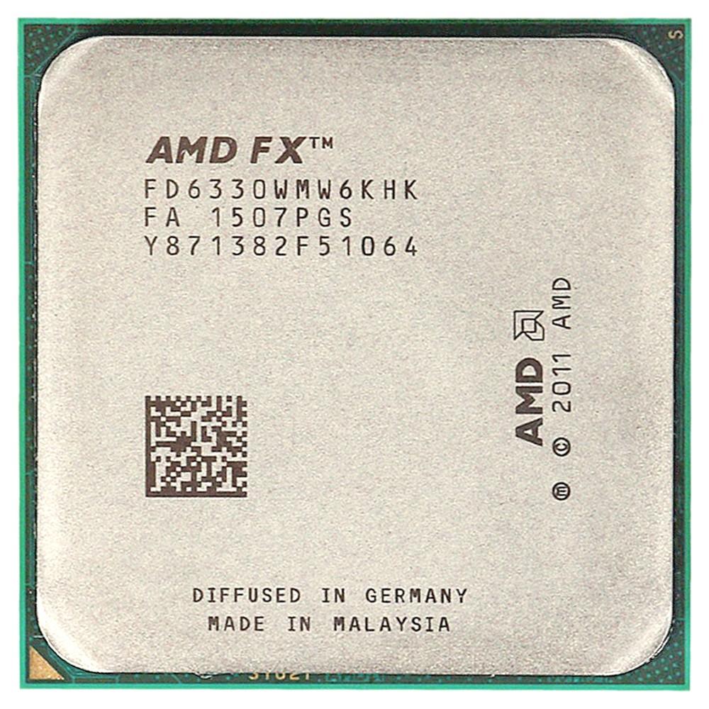 Amd Fx 6300 Am3 35ghz 8mb 95w Six Core Cpu Processor Serial Box Pieces Shopee Malaysia