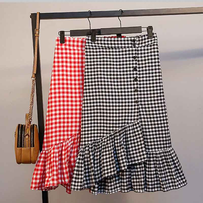 6fb8517e23 Buy Skirts Online - Women Clothes | Shopee Malaysia