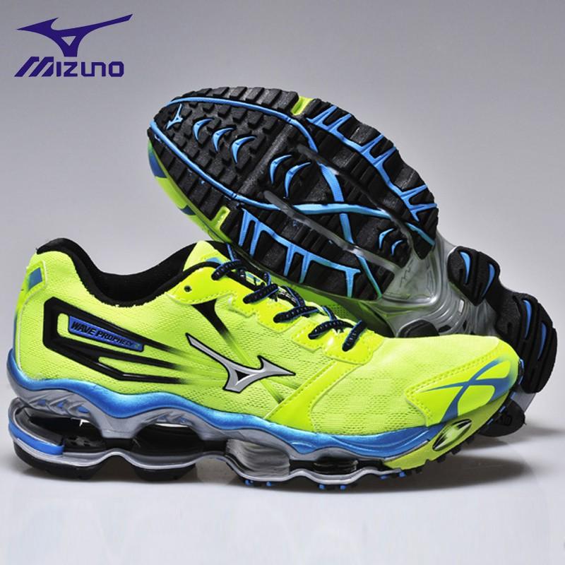 sports shoes e668a c9aa6 closeout women mizuno wave prophecy 5 black jade 36 41 a5d94 ...