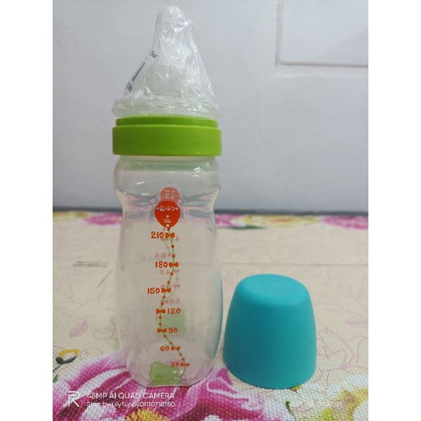 Tiwi Baby Bottle : Botol Susu Tupperware