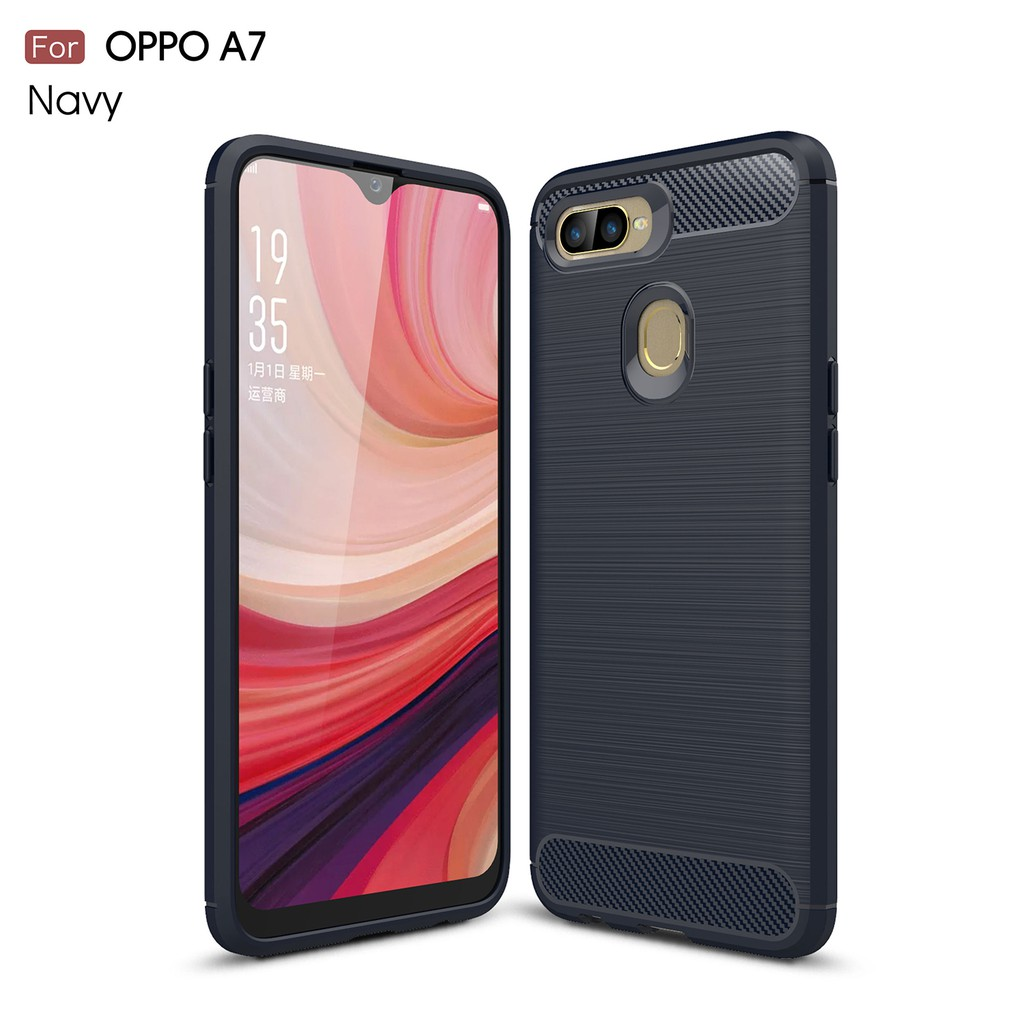 sale retailer 9babf 6f3e1 Case for OPPO A7 soft case phone cover