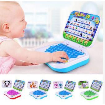 READY STOCK SHP] ALAT BELAJAR KOMPUTER / KID MINI TABLET/ Learning Machine English Tablet Computer Toy