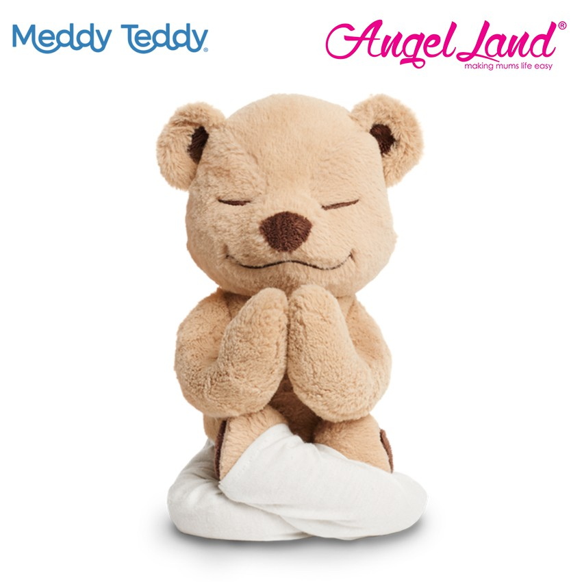 704405612c Meddy Bear (40cm) Yoga & Mindfulness Bear [Best Xmas Gift] | Shopee Malaysia