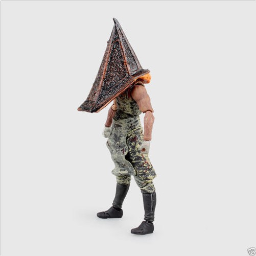 Silent Hill 2 Red Pyramid Thing Variable Doll PVC Figure 3D Model Figma SP055
