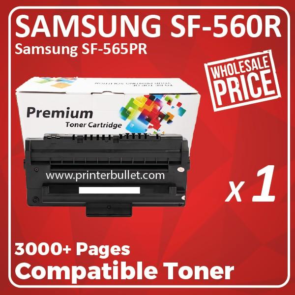 Samsung 560RA / SF-D560RA / SFD560RA / SF-565PR Compatible Toner Cartridge