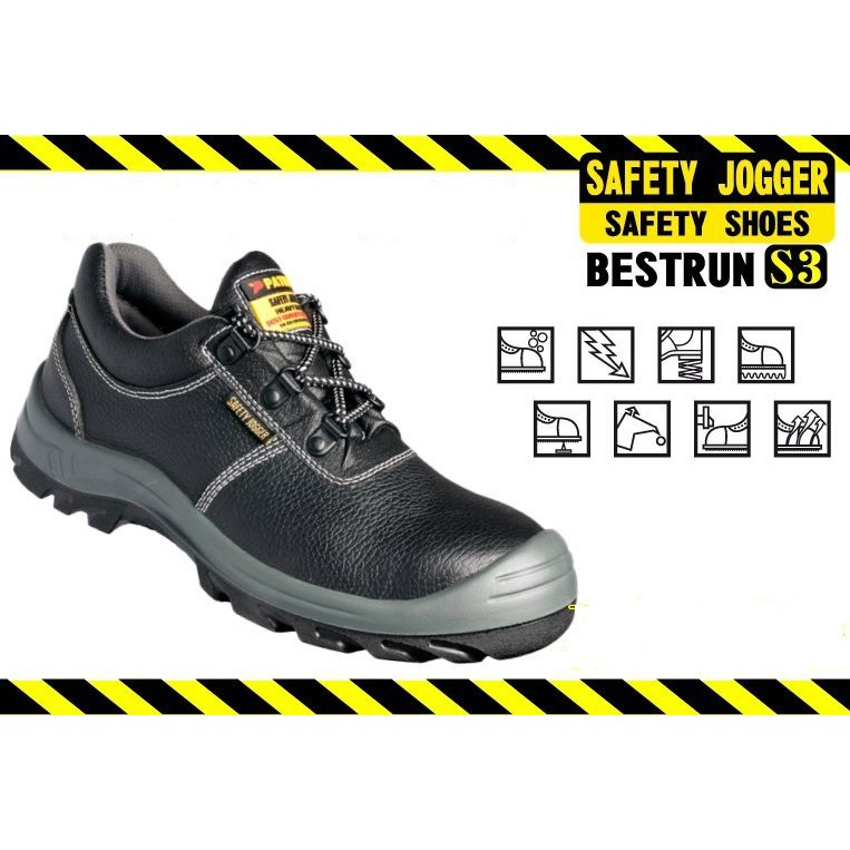 b45e6d907 SAFETY JOGGER BESTRUN SAFETY SHOE Low Cut
