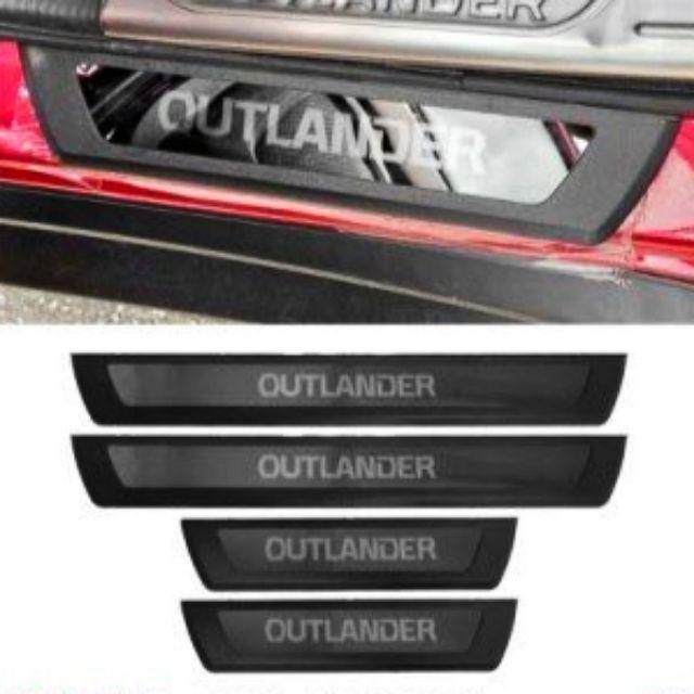 Mitsubishi Outlander 2015 Up Side Sill Plate OEM