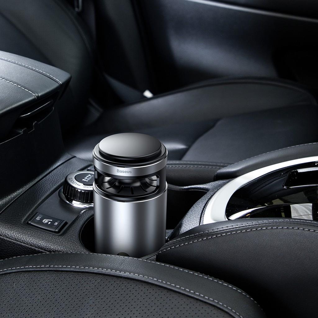 BASEUS Micromolecule Formaldehyde Purifier for Car Home - Silver