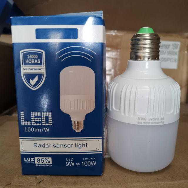 [ READY STOCK ]  9W/12W/15W 24W Radar Sensor Light Led Bulb Motion Activated Light ( VERY Sensitive) Jualan Murah Kitchen