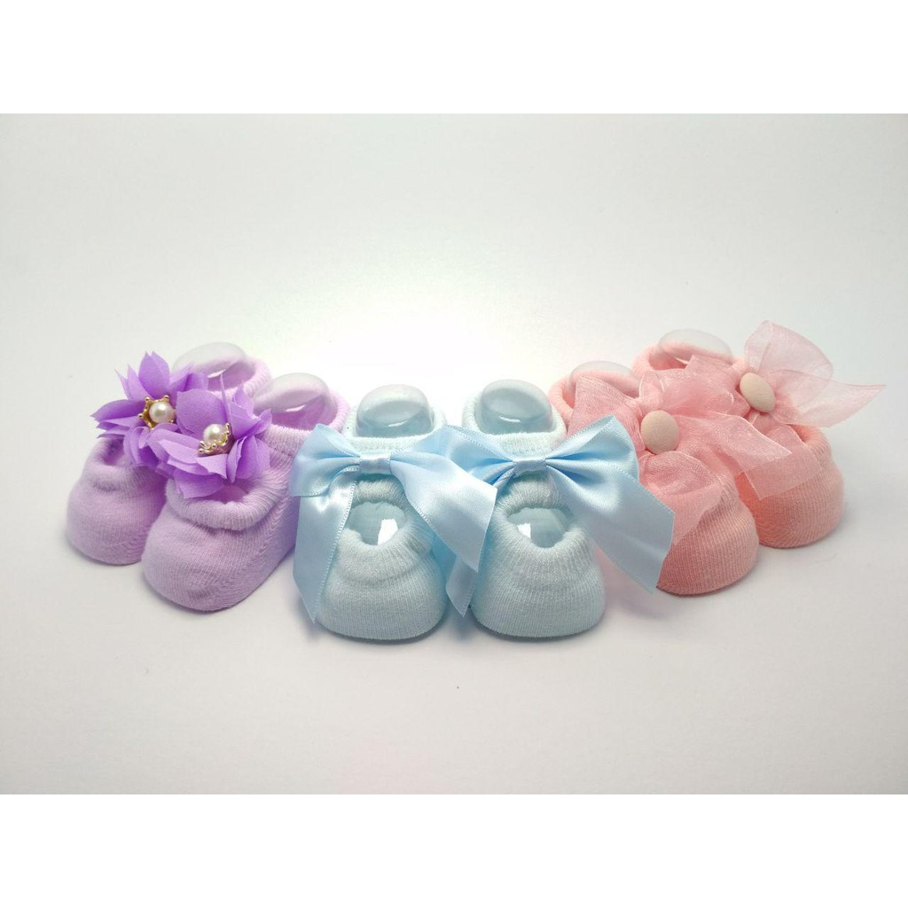 Baby socks 3 Pairs/Set Socks (mix colours)