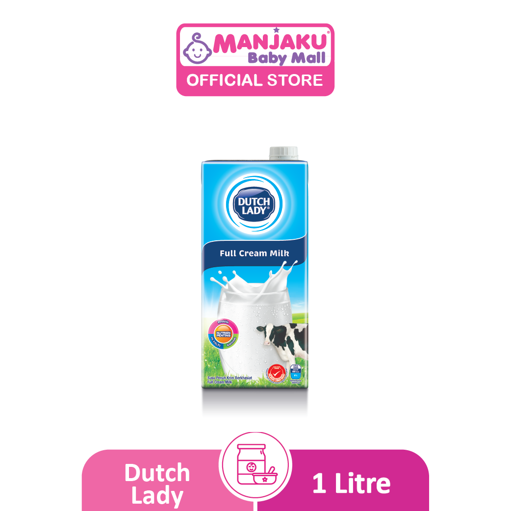 Dutch Lady UHT Milky Full Cream - 1L