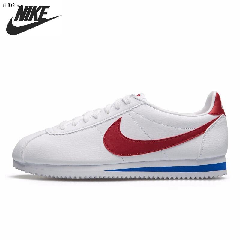 newest collection 100% high quality fashion styles New Arrival 2019 NIKE CLASSIC CORTEZ LEATHER Men's Skateboarding Shoes  Sneakers