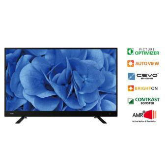 """TOSHIBA 40"""" DVB-T2 HD READY LED TV (40L3750VM)"""
