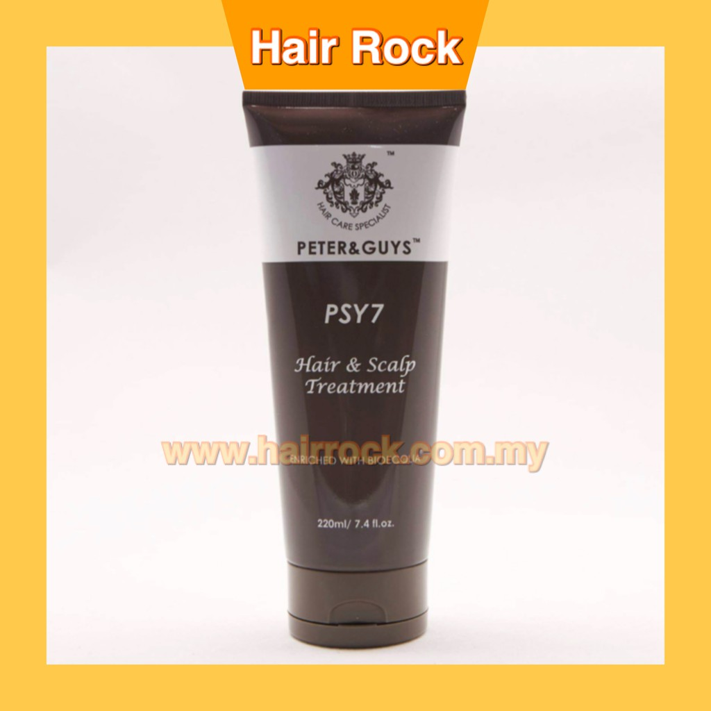 PSY7- Peter & Guys Hair & Scalp Treatment 220ml