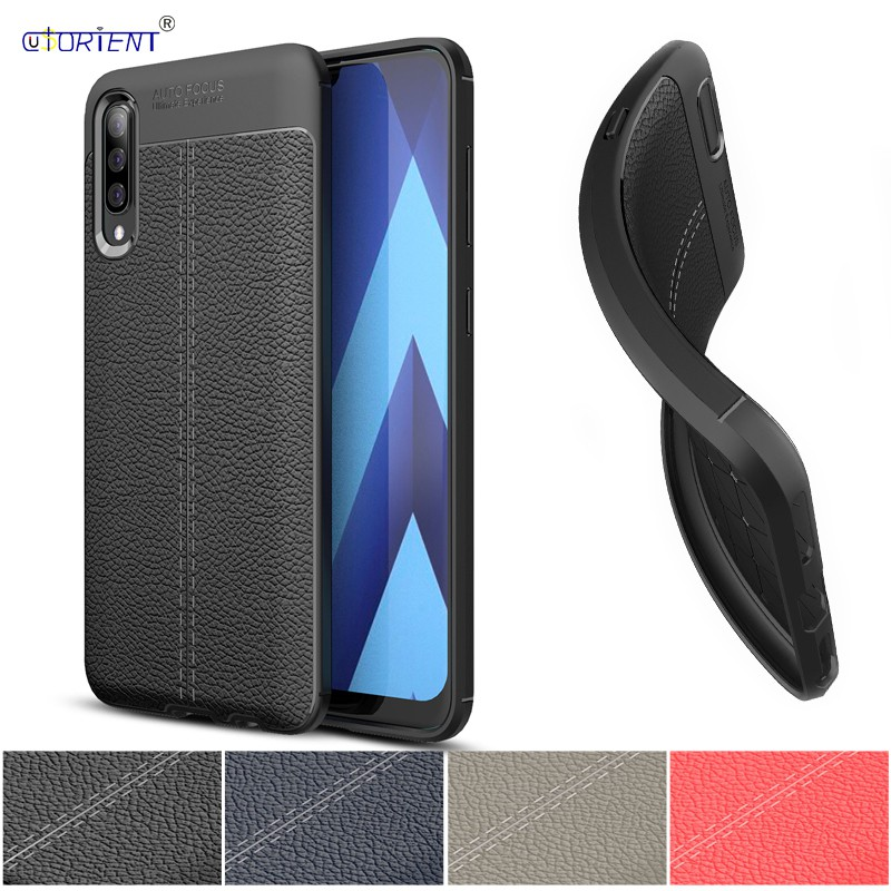 Hp Casing Samsung Galaxy A50 Sm A505fn Ds Soft Bumper Case Samsung A50 Sm A505fm Ds Tpu Armor Cover Shopee Malaysia