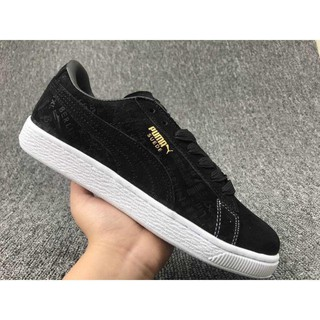 reputable site 6d2cf deeaa JL> PUMA Suede Classic x Paul Stanley couple casual sneakers ...