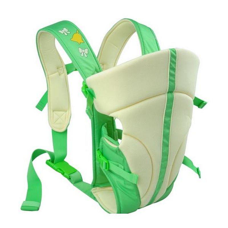 Mylilangelz KA0165 Becute Ergonomic 3-In-1 Baby Carrier (Green) (READY STOCK)