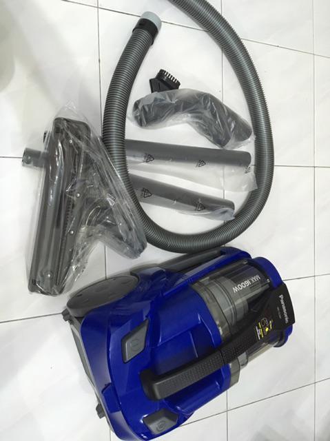Panasonic 1600w Bagless Mega Cyclone Vacuum Cleaner Mc