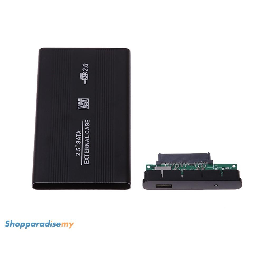 ♥SP♥ External 3TB Drive HDD Mobile Disk Box USB 2.0 Portable Laptop SATA