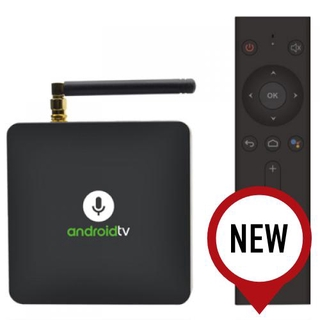 Google Certified Android TV Box Voice Remote Android 8 2GB
