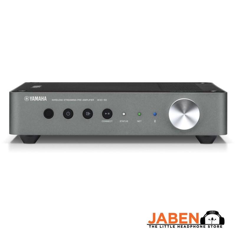 Yamaha WXC-50 Premium Hi-Fi Spotify Tidal DLNA Bluetooth WiFi Ethernet Wireless Streaming Preamplifier [Jaben] WXC50