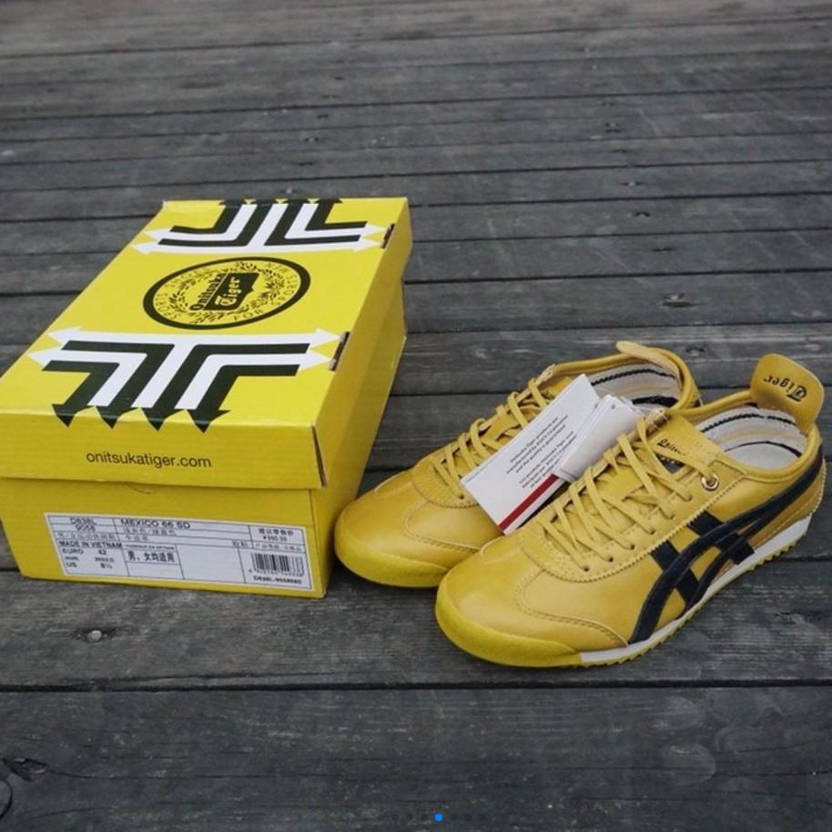 onitsuka tiger mexico 66 sd yellow black usa nike 5.0