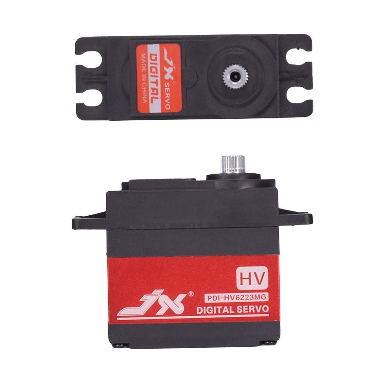 JX Servo PDI-HV6223MG 8.4V 23KG 0.16sec Metal Gear Digital Standard Servo