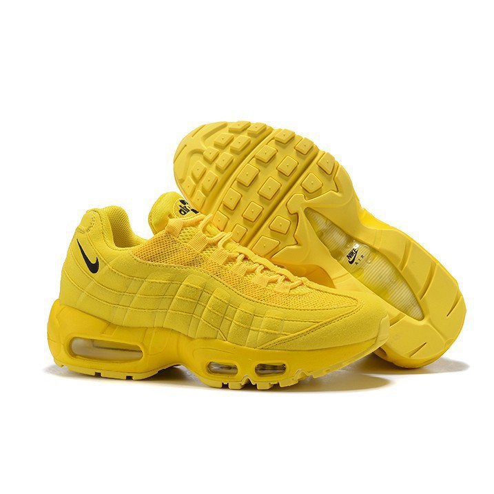 newest 947a6 b2a27 ProductImage. ProductImage.  NEWEST  NIKE AIR MAX 95 yellow red ...