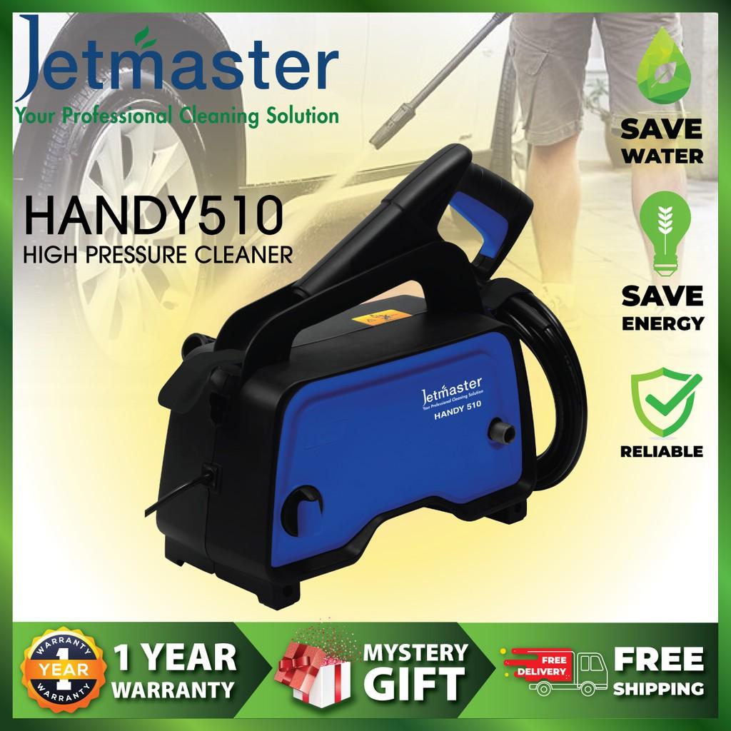 Jetmaster HANDY510 High Pressure Cleaner