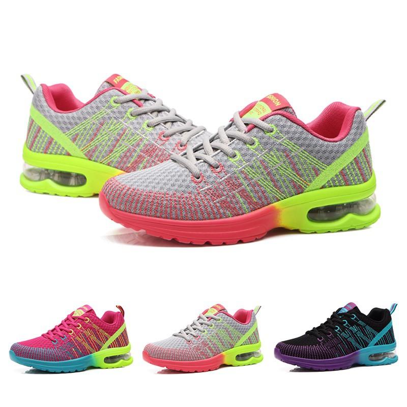 **โค้ด GLAM30 ลด 30%** รองเท้าผู้หญิง  สไตล์ รองเท้า รองเท้าวิ่ง รองเท้าผ้าใบ Vogue Air Cushion T