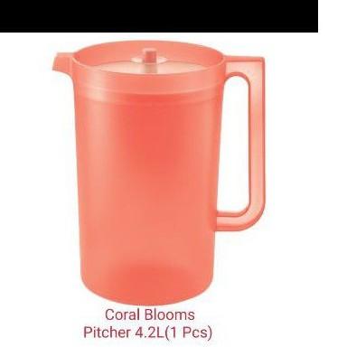 CORAL BLOOMS PITCHER 4.2L (TUPPERWAREBRANDS)