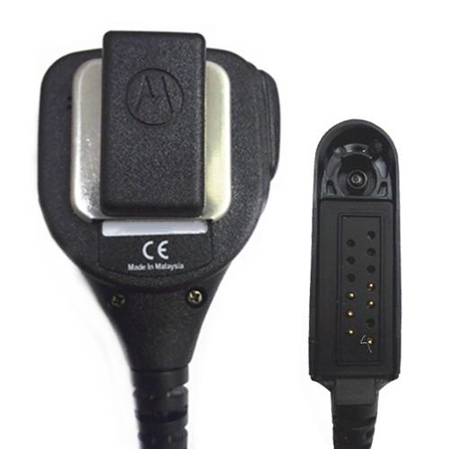 MOTOROLA GP328/338 Handheld Speaker Mic PTT Microphone