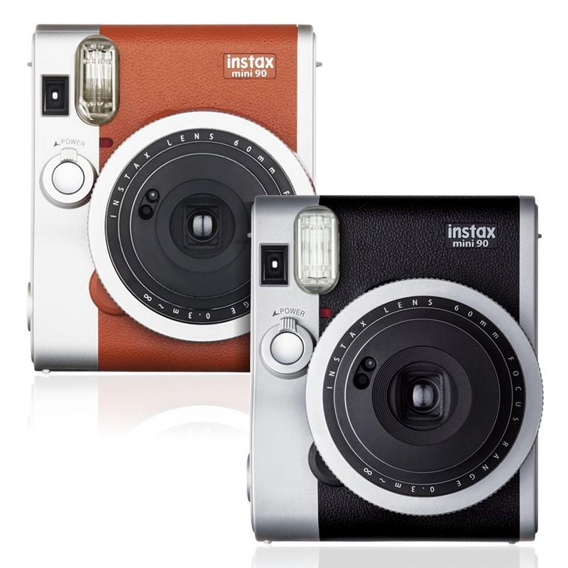 Fujifilm Instax Mini 90 NEO Classic Instant Photo Film Camera Series
