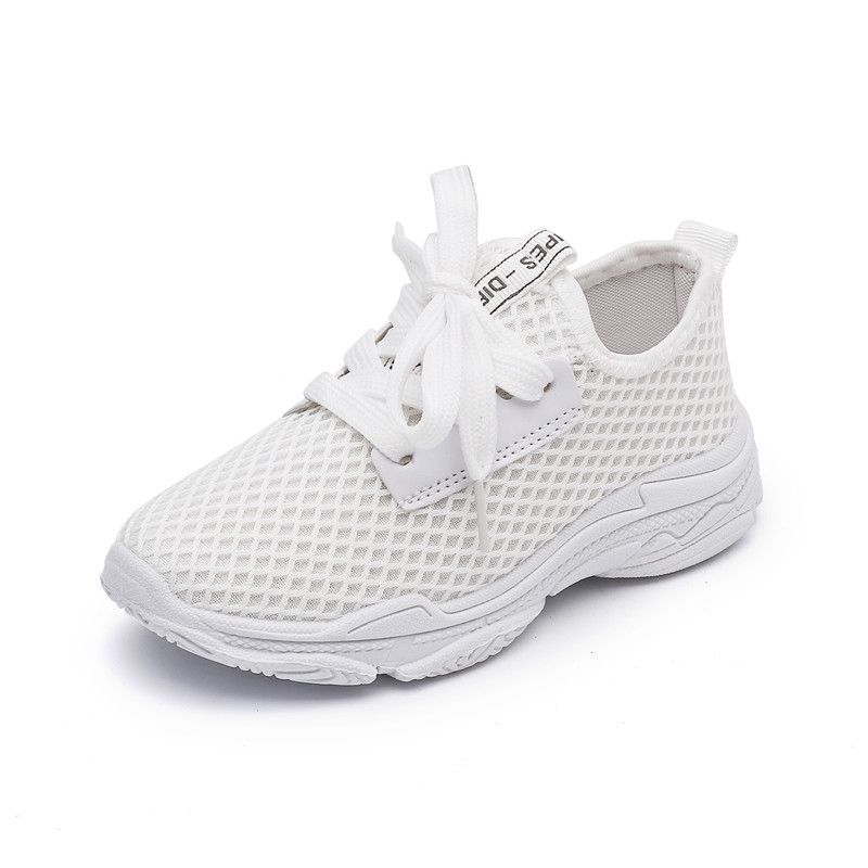 LGXH Waterproof Boys Girls Causal Sneakers Soft Breathable Slip On Kids Sports Running Walking Shoes