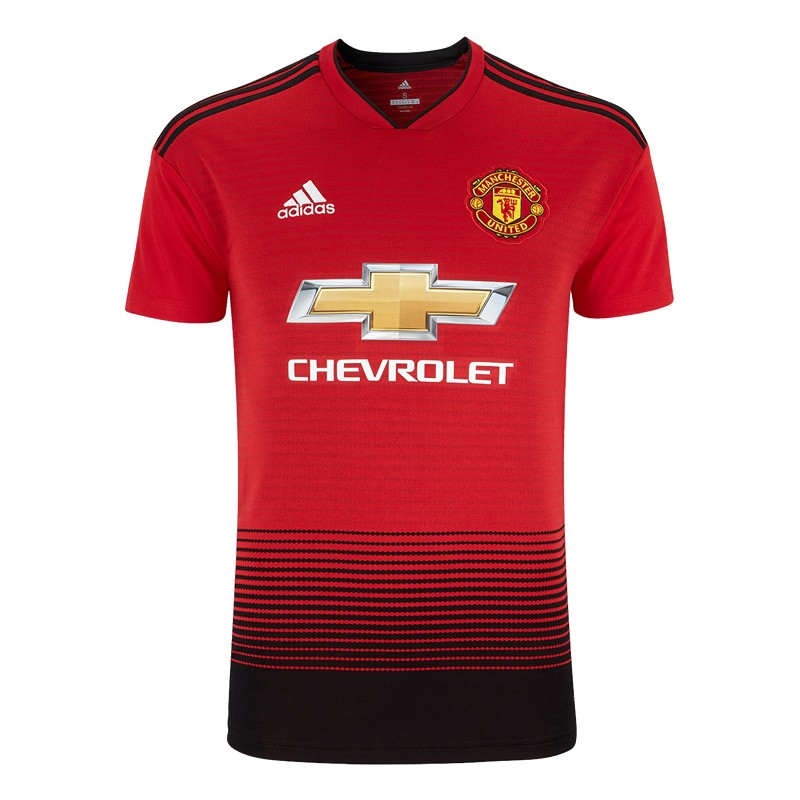 huge selection of 497a5 8f112 2019 New Season Top Quality Manchester United Home Football Jersey