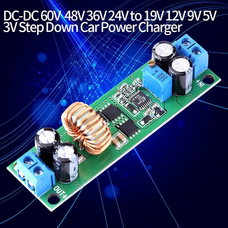 fancy】 dc dc cc cv buck converter step down power supply module【fancy】 dc dc cc cv buck converter step down power supply module shopee malaysia