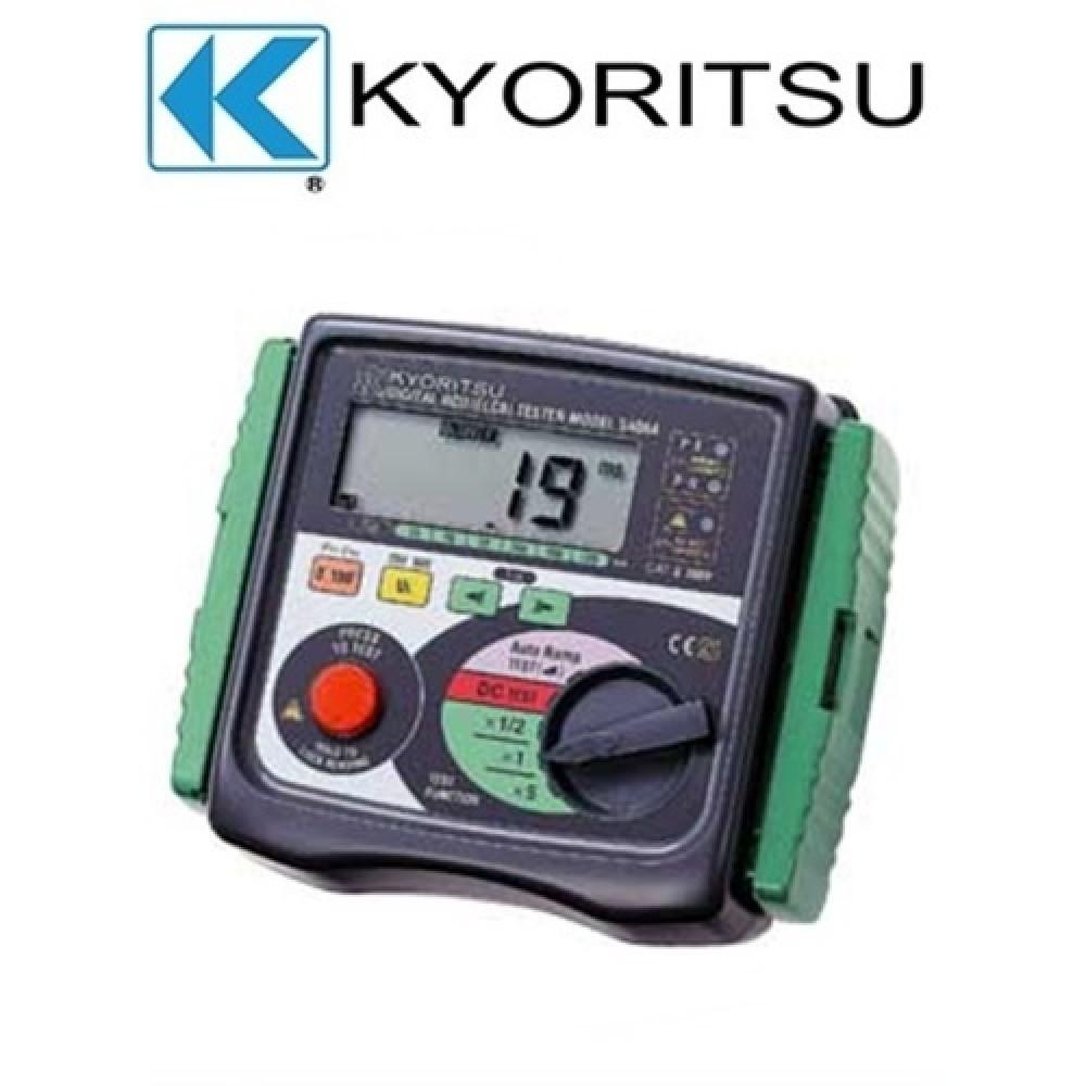 Kyoritsu 4105a Earth Tester Shopee Malaysia Digital Clamp Meter True Rms 2300r
