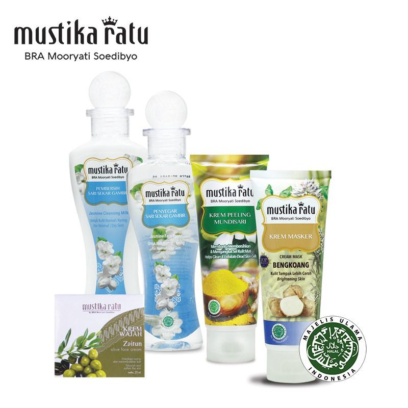 Mustika Ratu Radiant & Fresh Skin Set