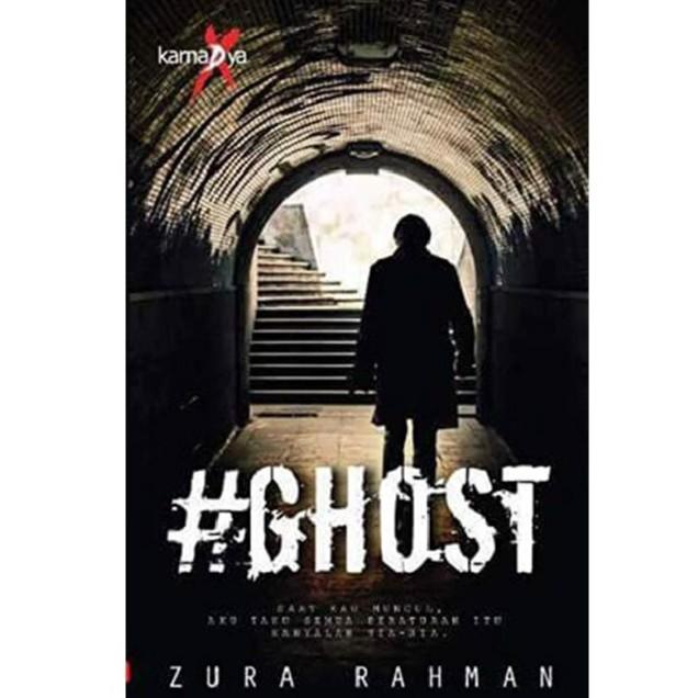 Ghost (Value Buy), Author By : Zura Rahman , ISBN : K068674062606