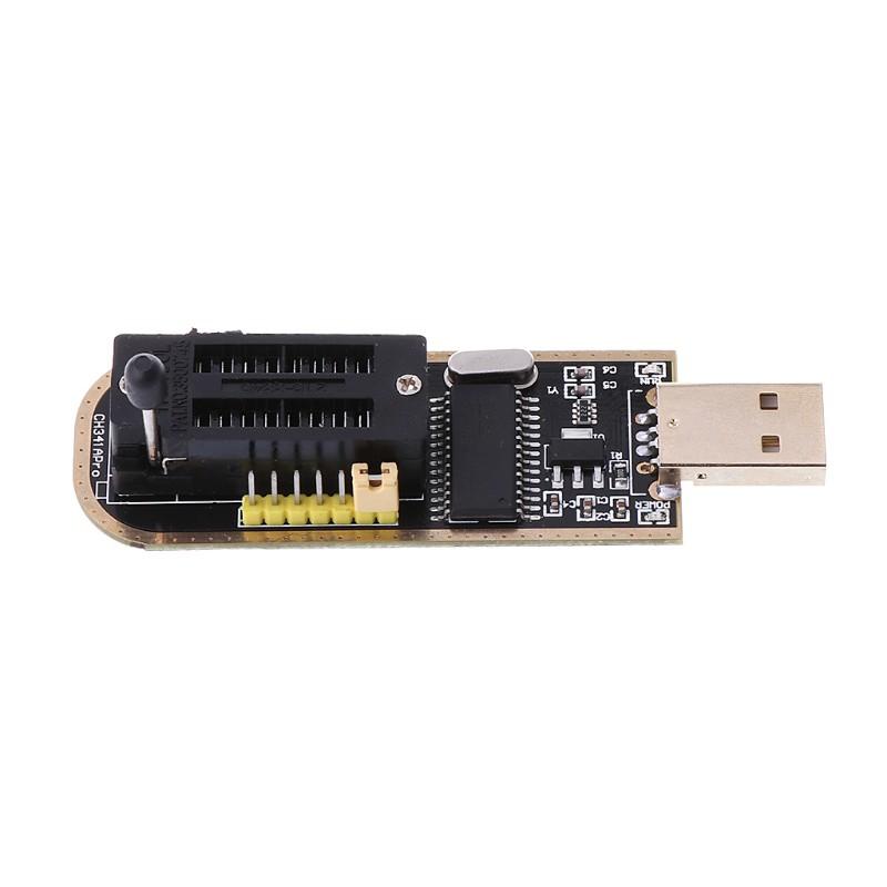 CH341A 24 25 Series EEPROM Flash BIOS USB Programmer Module USB