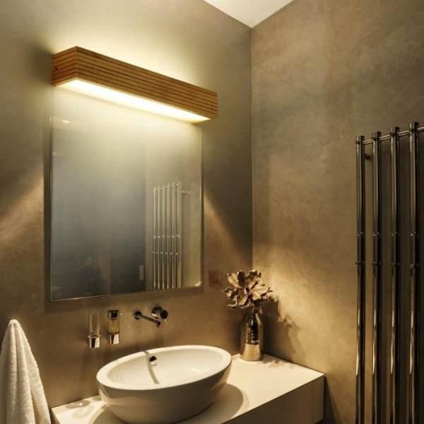 Mirror Bathroom Cabinet Wall Lights