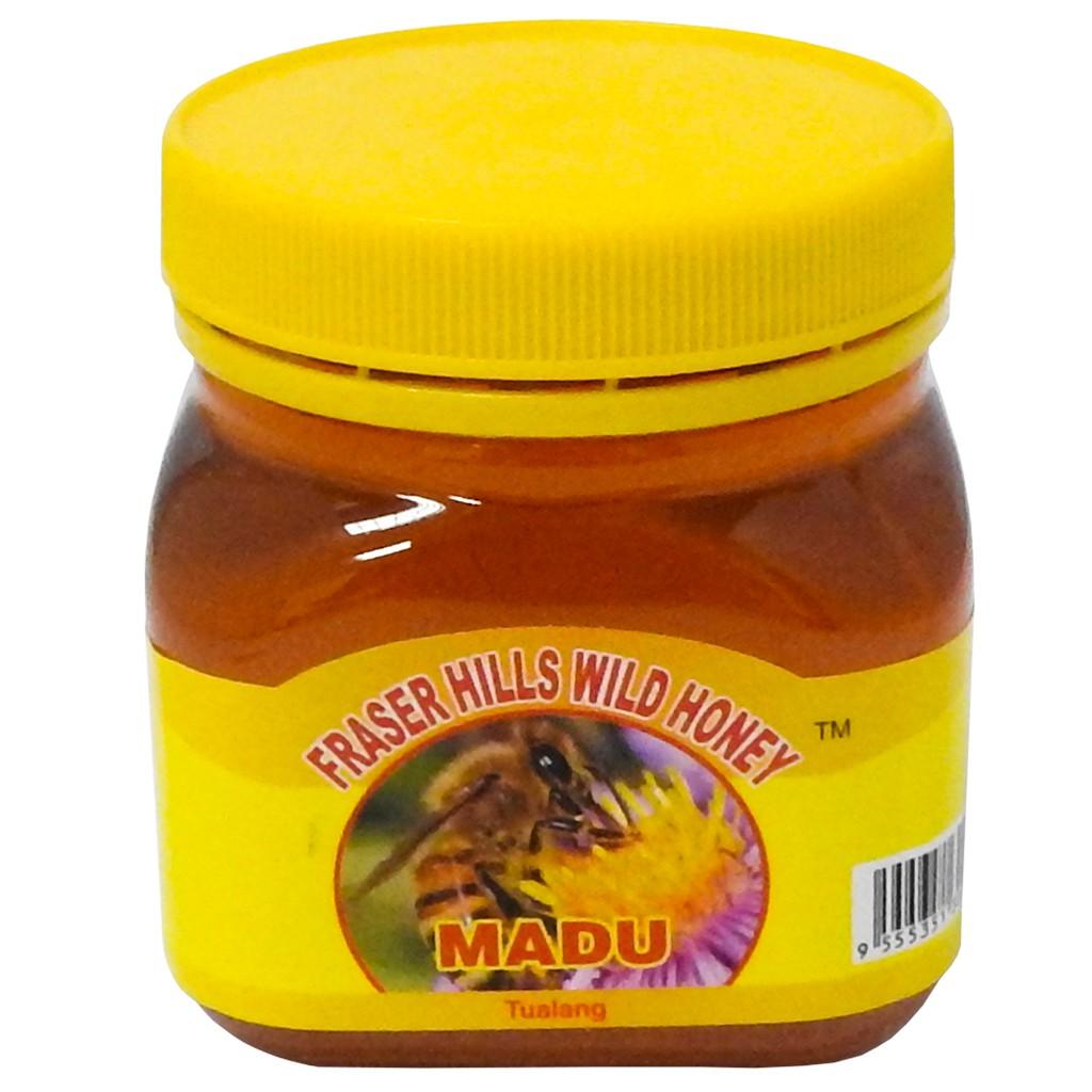 Al Shifa Natural Honey Squeeze 400gm Shopee Malaysia Madu Alshifa Acacia 500gr