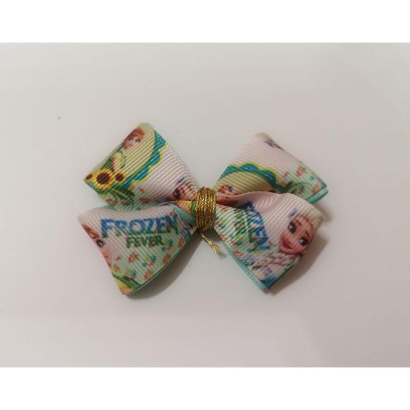 Made to order - Cartoon series bow design hairclip / hairband